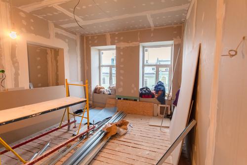 画像:オフィスの移転に伴う清掃